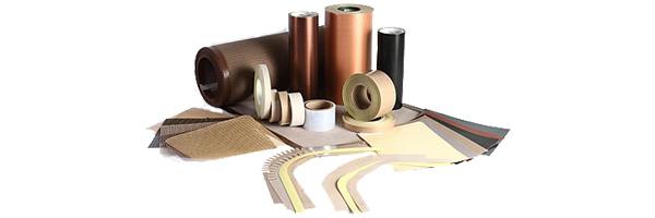 PTFE Tapes, Fabrics & Belting